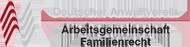 AG Familienrecht des Deutschen Anwaltvereins